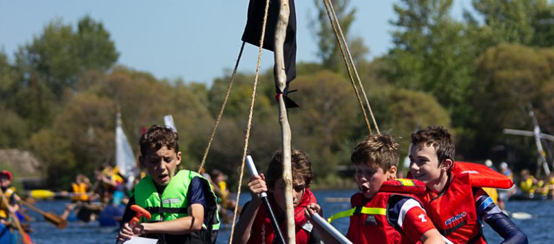 Kontiki Raft Race 2021